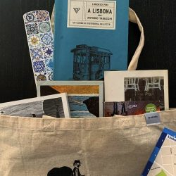 A Lisbona con Antonio Tabucchi – Lorenzo Pini