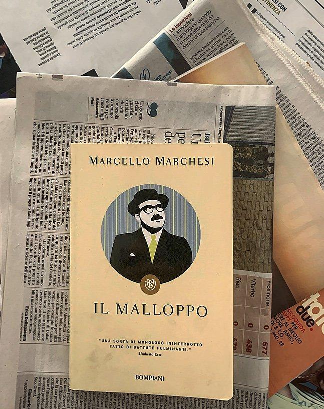 Il malloppo – Marcello Marchesi