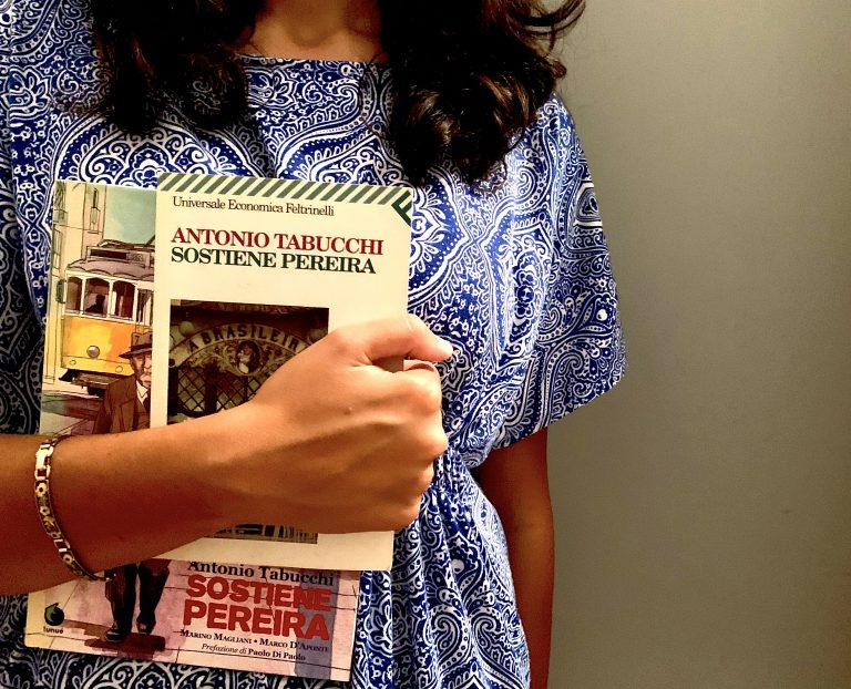 Sostiene Pereira. Una testimonianza – Antonio Tabucchi