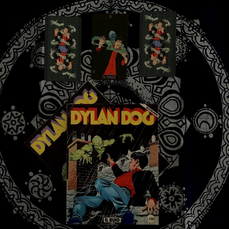 Dylan Dog. Il buio – Chiaverotti e Dall'Agnol