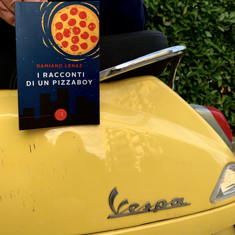Intervista a Damiano Lenaz – I racconti di un pizzaboy