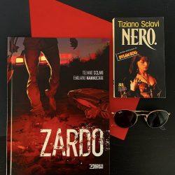 Zardo – Tiziano Sclavi e Emiliano Mammucari : recensione