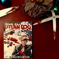 Dylan Dog. Chi ha ucciso Babbo Natale? – Ruju e Casertano
