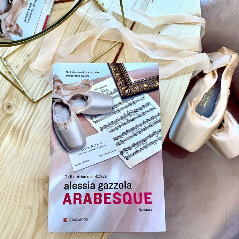 Arabesque – Alessia Gazzola : recensione