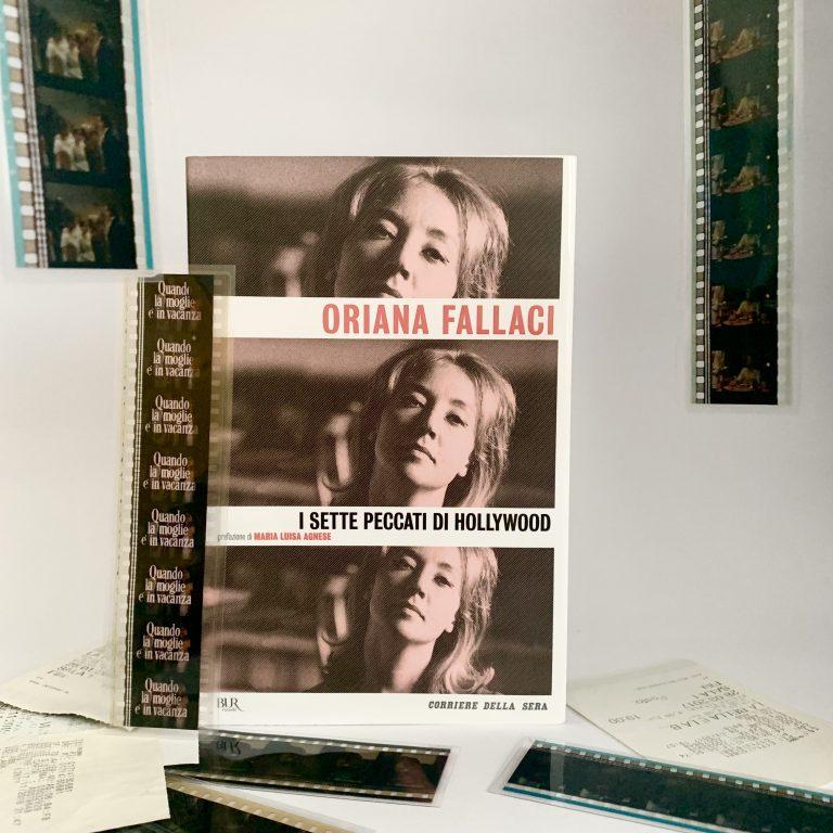 Read more about the article I sette peccati di Hollywood – Oriana Fallaci : recensione