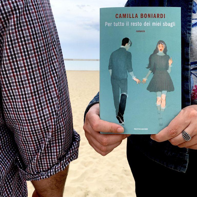 Read more about the article Per tutto il resto dei miei sbagli – Camilla Boniardi : recensione