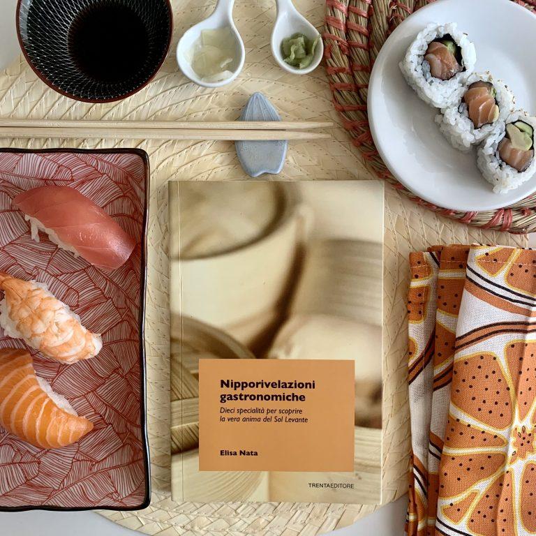 Nipporivelazioni gastronomiche – Elisa Nata : recensione