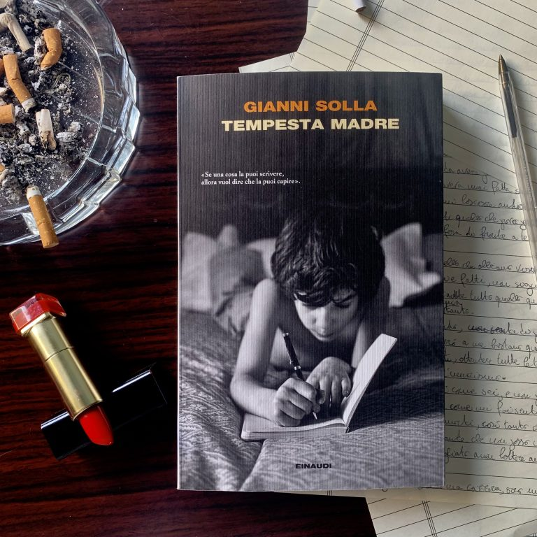 Read more about the article Tempesta madre – Gianni Solla : recensione