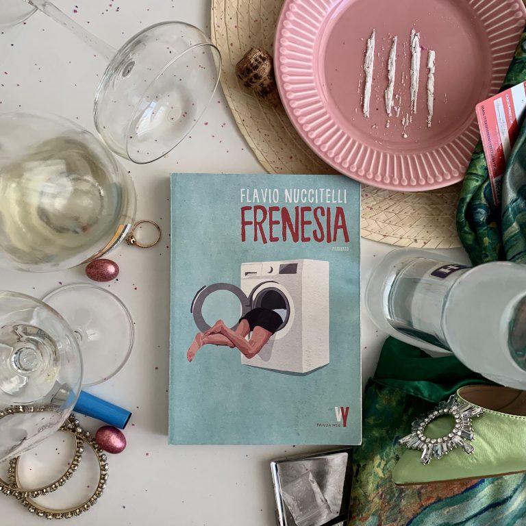Frenesia – Flavio Nuccitelli : recensione