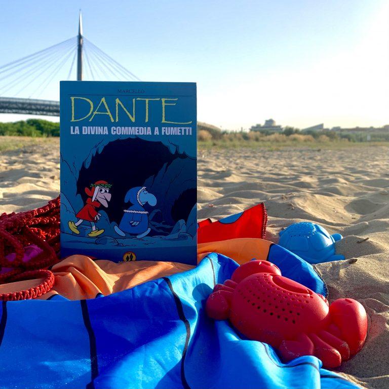 Read more about the article Dante. La Divina Commedia a fumetti – Marcello Toninelli
