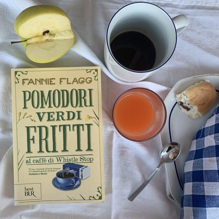 Read more about the article Pomodori verdi fritti – Fannie Flagg : recensione