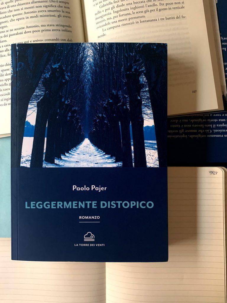 Read more about the article Leggermente distopico – Intervista a Paolo Pajer