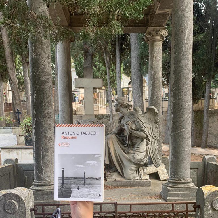 Read more about the article Requiem – Antonio Tabucchi : recensione