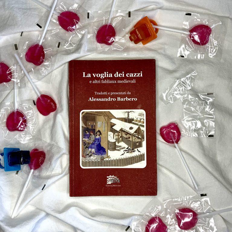 Read more about the article La voglia dei cazzi – Alessandro Barbero : recensione