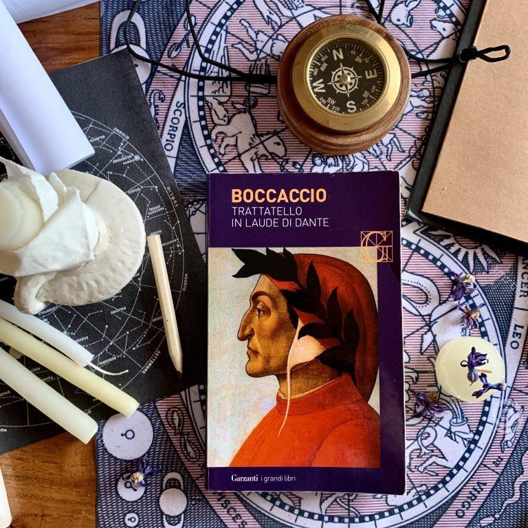 Read more about the article Trattatello in laude di Dante – Giovanni Boccaccio