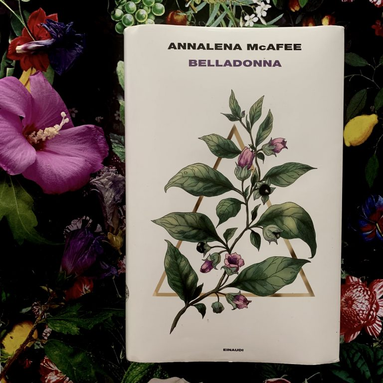 Read more about the article Belladonna – Annalena McAfee