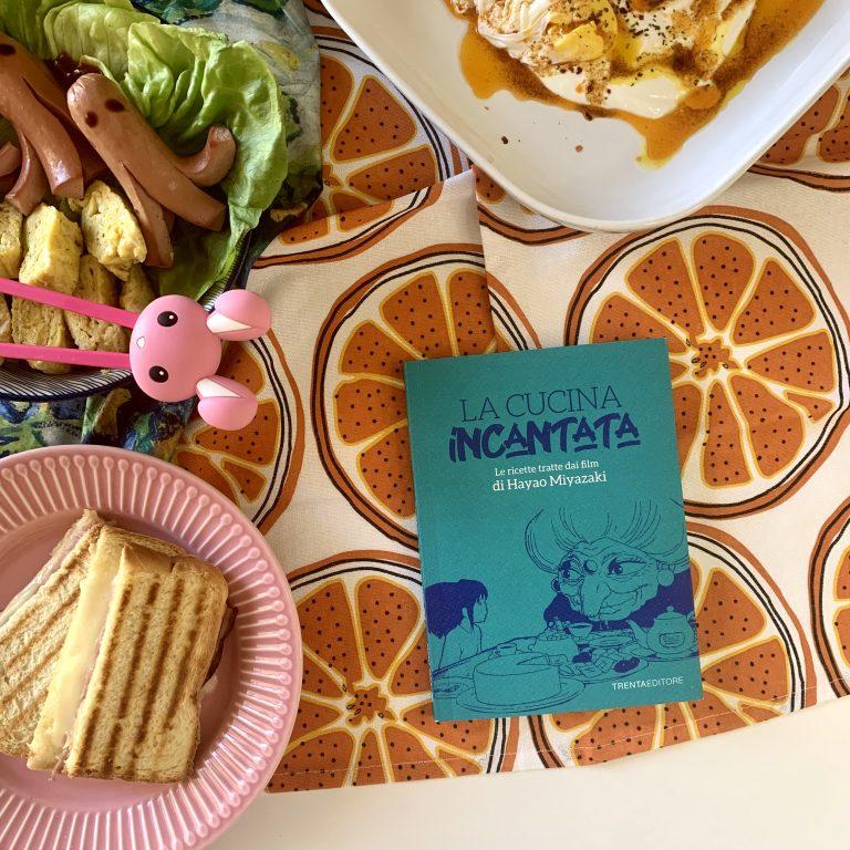 Read more about the article La cucina incantata – Casini, Fenoglio e Pasqua : recensione